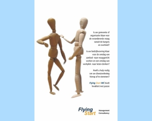 Brochure stappenplan Flying Start